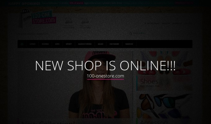NEW SHOP IS ONLINE!!!