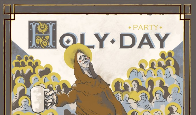 HOLY DAY PARTY