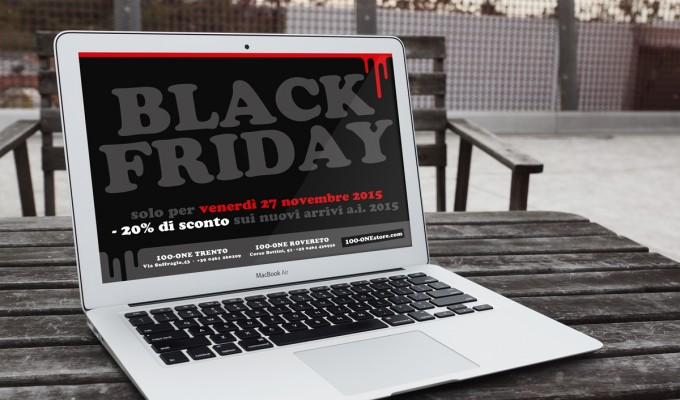 BLACK FRIDAY IS BACK!